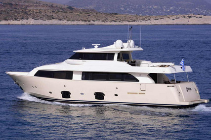Ferreti Yachts 26 M Navetta for charter in Greece from €41,000 / week