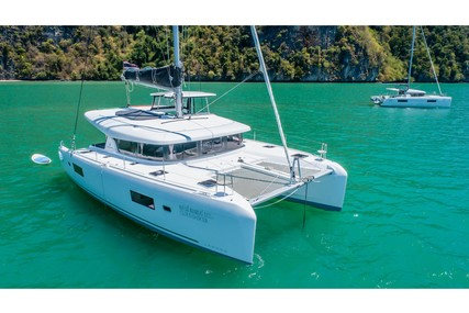 Lagoon 42 - 4Cab/4Hd for charter in Thailand from €4,991 / week