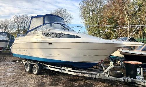 Image of Bayliner Ciera 2655 Sunbridge for sale in United Kingdom for £19,500 Wargrave, United Kingdom