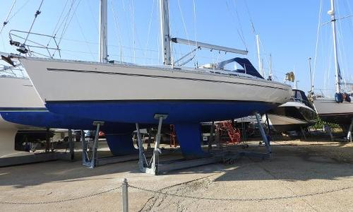 Image of Elan 45 for sale in United Kingdom for 49 950 £ Swanwick, United Kingdom