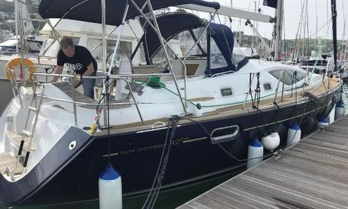 Image of Jeanneau Sun Odyssey 42 DS for sale in United Kingdom for £109,950 Swanwick, United Kingdom
