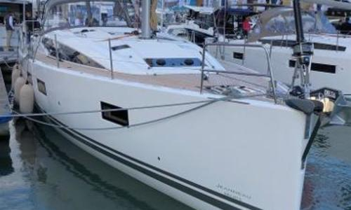 Image of Jeanneau 51 for sale in United Kingdom for £437,506 Southampton, United Kingdom