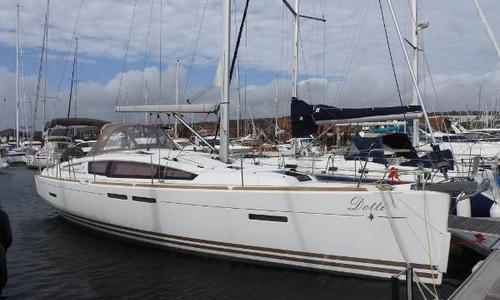 Image of Jeanneau Sun Odyssey 41 DS for sale in United Kingdom for £164,950 Portsmouth, United Kingdom