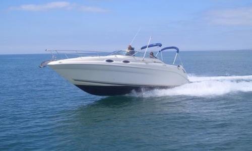 Image of Sea Ray 260 Sundancer for sale in United Kingdom for £26,995 Poole, United Kingdom
