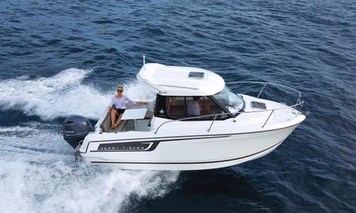 Image of Jeanneau Merry Fisher 605 for sale in United Kingdom for £36,928 Lincoln, United Kingdom