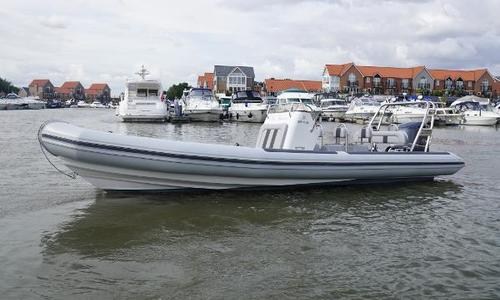 Image of Ballistic 7.8M for sale in United Kingdom for £54,950 Burton Waters, United Kingdom