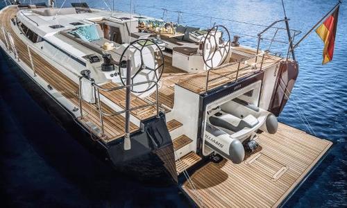 Image of Bavaria Yachts 57 Cruiser for sale in United Kingdom for £467,000 Ipswich, United Kingdom