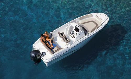 Image of Jeanneau Cap Camarat 7.5 Cc for sale in United Kingdom for £54,595 Burton Waters, United Kingdom