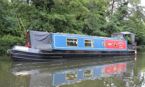 Image of Narrowboat 40' G & J Reeves Cruiser Stern for sale in United Kingdom for £32,950 Pyrford, United Kingdom