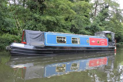 Narrowboat 40' G & J Reeves Cruiser Stern for sale in United Kingdom for £32,950