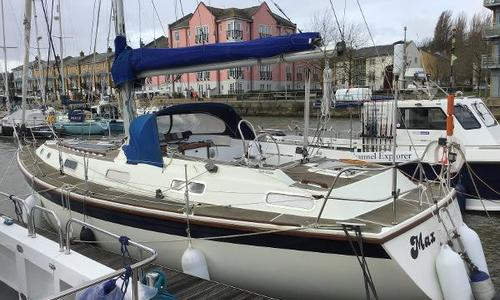 Image of Westerly Corsair 36 for sale in United Kingdom for £29,950 Bristol, United Kingdom