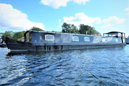 Wide Beam Narrowboat by Burscough Boats 70 x 12 for sale in United Kingdom for 135 000 £