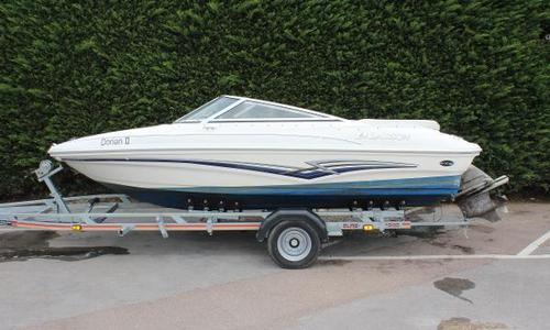 Image of Larson 180 Bowrider for sale in United Kingdom for £9,950 Walton-on-Thames, United Kingdom