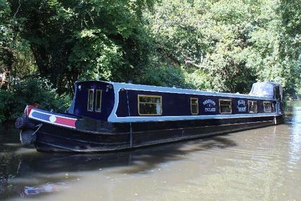 Narrowboat 57' Dave Clarke Cruiser Stern for sale in United Kingdom for £39,950