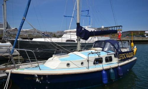 Image of Westerly Chieftan for sale in United Kingdom for £5,995 Southampton, United Kingdom
