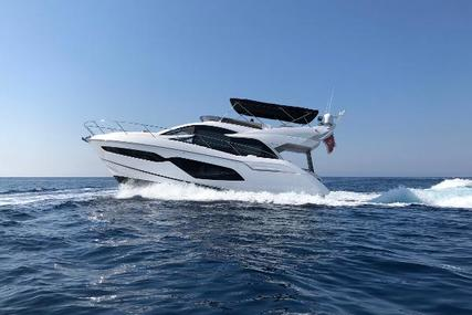Sunseeker Manhattan 52 for sale in Malta for €1,149,000 (£1,028,280)