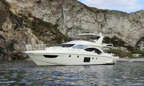Image of Azimut Yachts 70 for sale in Italy for €1,150,000 (£1,035,868) Rome, Italy