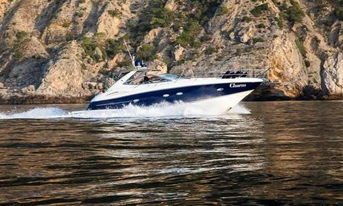Image of Sunseeker Portofino 46 for sale in Portugal for €190,000 (£168,860) Lisboa, Portugal