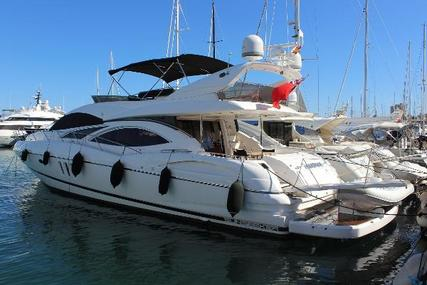 Sunseeker Manhattan 74 for sale in Spain for €595,000 (£533,326)