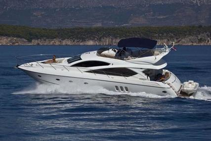 Sunseeker Manhattan 60 for sale in Turkey for €550,000 (£493,190)