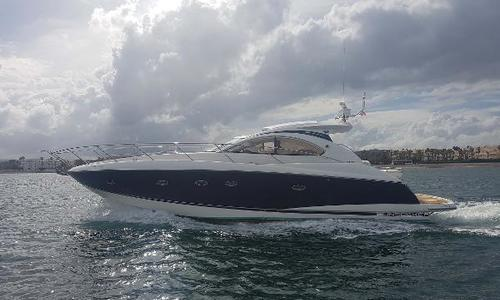 Image of Sunseeker Portofino 47 for sale in Spain for €275,000 (£246,495) Spain