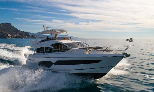 Image of Sunseeker Manhattan 66 for sale in France for £1,695,000 Beaulieu-sur-Mer, France