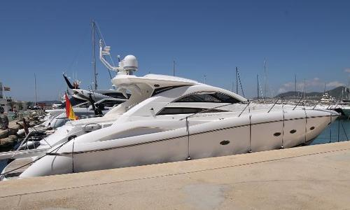 Image of Sunseeker Portofino 53 for sale in Spain for €285,000 (£251,033) Port d'Andratx, Spain