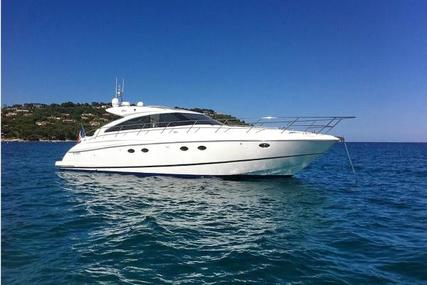Princess V56 for sale in France for €490,000 (£441,509)