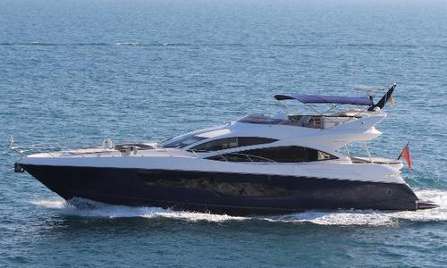 Image of Sunseeker 80 Sport Yacht for sale in Spain for €1,985,000 (£1,778,881) Barcelona, Spain