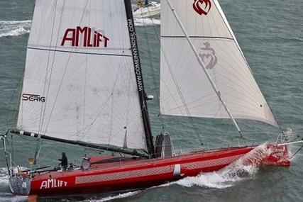 Finot Conq Ex Imoca 60 & Eco 60 Class monohull for sale in France for €99,000 (£90,709)