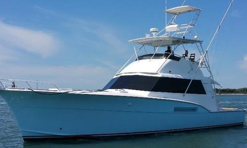 Image of Hatteras 53 Convertible for sale in United States of America for $149,900 (£116,264) Saint Augustine, FL, United States of America