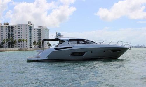Image of Azimut Yachts Atlantis 50 for sale in United States of America for $695,000 (£539,048) Miami, FL, United States of America