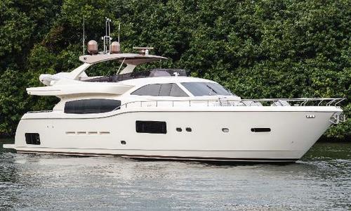 Image of Ferretti 84 Altura for sale in United States of America for $3,299,000 (£2,557,900) Sandestin, FL, United States of America