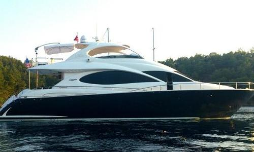 Image of Lazzara Yachts 68 Pilothouse Motoryacht for sale in Greece for $1,200,000 (£959,202) Lefkada, Greece