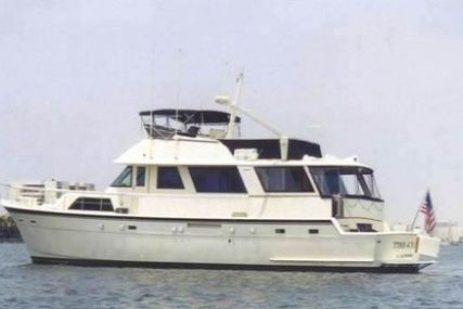 Hatteras Cockpit Motor Yacht for sale in United States of America for $225,000 (£174,757)