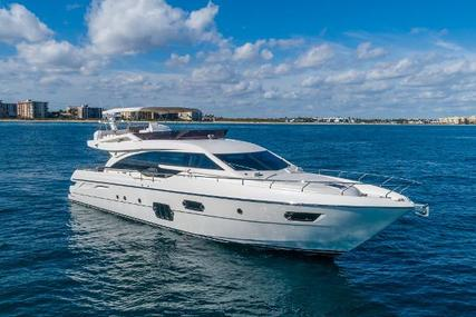 Ferretti 690 for sale in United States of America for 1 550 000 $ (1 186 203 £)