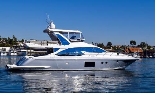 Image of Azimut Yachts Flybridge for sale in United States of America for $1,995,000 (£1,603,904) Newport Beach, CA, United States of America