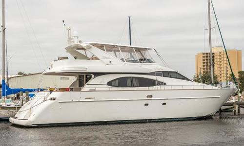 Image of Azimut Yachts 70 Sea-Jet for sale in United States of America for $429,000 (£333,204) Daytona Beach, FL, United States of America