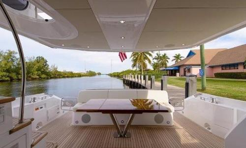 Image of Sunseeker Manhattan 65 for sale in United States of America for $1,690,000 (£1,308,404) Palm Beach, FL, United States of America