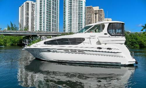 Image of Sea Ray 40 Motor Yacht for sale in United States of America for $182,000 (£147,331) Wilmington, NC, United States of America