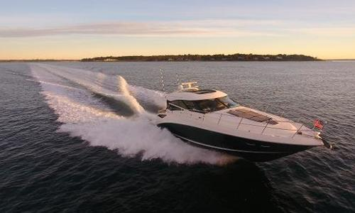 Image of Sea Ray 470 Sundancer for sale in United States of America for $549,000 (£433,649) Warwick, RI, United States of America