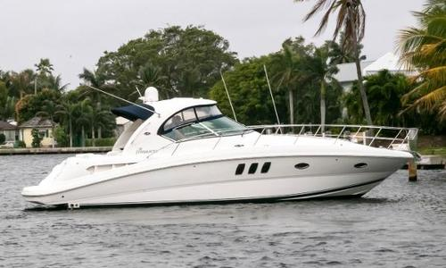 Image of Sea Ray Sundancer for sale in United States of America for $159,999 (£129,521) Delray Beach, FL, United States of America