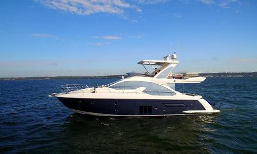 Image of Azimut Yachts 50 Flybridge for sale in United States of America for $925,000 (£748,800) Newport, RI, United States of America