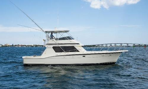 Image of Hatteras Flybridge for sale in United States of America for $199,000 (£158,700) West Palm Beach, FL, United States of America