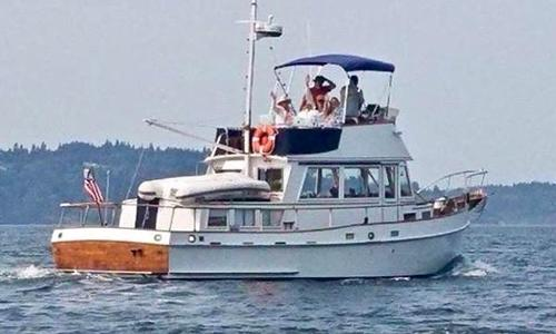 Image of Grand Banks Tri-Cabin for sale in United States of America for $39,900 (£31,807) Tacoma, WA, United States of America