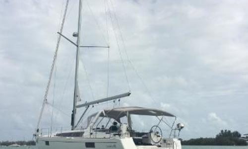 Image of Beneteau Oceanis 48 for sale in United States of America for $470,000 (£376,482) Fort Lauderdale, FL, United States of America