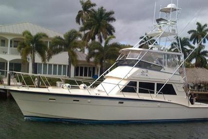 Hatteras 52 Convertible w/Tower for sale in United States of America for $150,000 (£116,341)