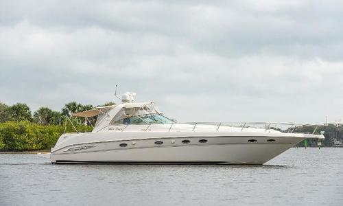Image of Sea Ray 460 Sundancer for sale in United States of America for $169,900 (£137,536) Daytona Beach, FL, United States of America