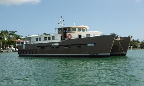 Image of Fernand HERVE TRAWLER CAT for sale in France for €490,000 (£445,285) Marseille, France