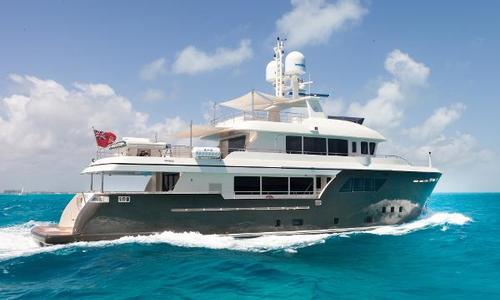 Image of Cantiere delle Marche Darwin 102 for sale in United States of America for €6,990,000 (£6,304,624) Fort Lauderdale, FL, United States of America